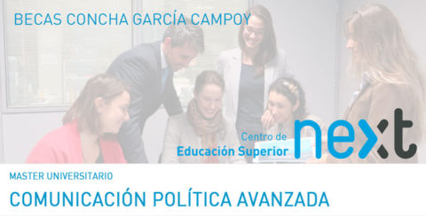 Becas Concha García Campoy