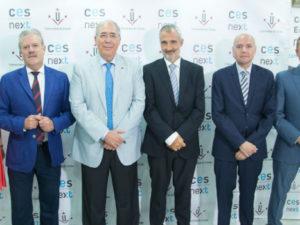"""El Rector de la UdL hace un llamamiento a la """"diplomacia académica"""" en la presentación del CES Next"""