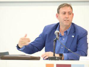 El Alcalde tuitero imparte una clase magistral en CES Next