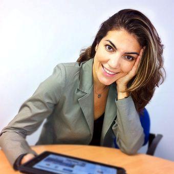 Rocío Pérez de Sevilla Curriculum Biografia CES Next Comunicacion Politica