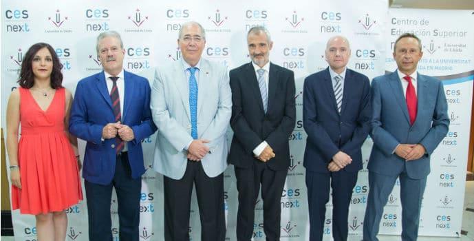 Presentacion en Madrid del CES Next