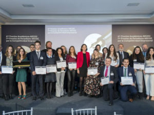 Manuel Campo Vidal, premio AECOC a su trayectoria profesional