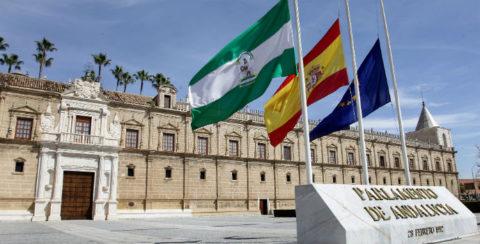 Así ha sido el cambio de legislatura en Andalucía con Juanma Moreno como presidente