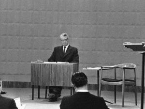El debate entre Nixon y Kennedy, el punto de inflexión de la Comunicación Política
