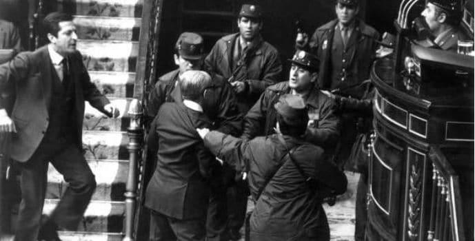 La comunicación institucional fue clave para la resolución del golpe de Estado del 23F