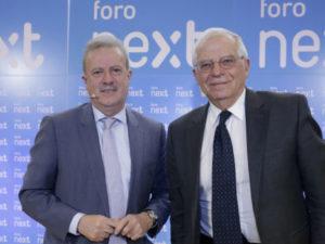 """Josep Borrell: """"Los europeos están más a favor de Europa que antes del Brexit"""""""