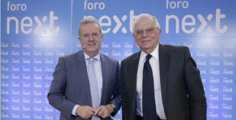 Josep Borrell en Foro Next