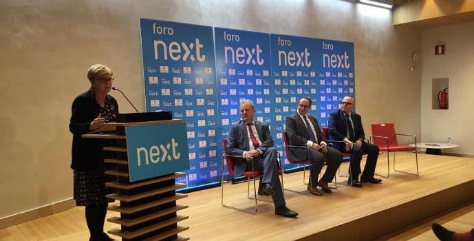 El Comisionado frente al reto demográfico pide alianzas en Foro Next