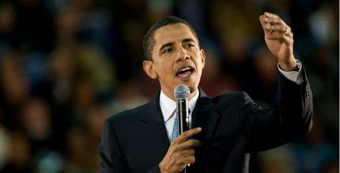 """El """"Yes, we can"""" de Obama fue uno de los discursos políticos más famosos de la historia"""