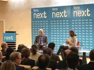 """Ana María Botella: """"Tendremos las elecciones más seguras"""""""