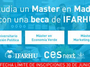 Programa de becas extraordinario del IFARHU para estudiar en CES Next