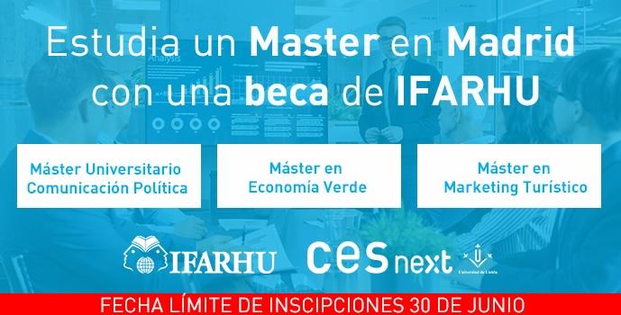 Becas extraordinarias de IFARHU para estudiar en CES Next