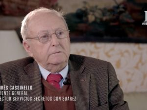 "Documental Next Educación: El general Cassinello se enteró antes del 23-F pero le dijeron que ""estaba chalado"""