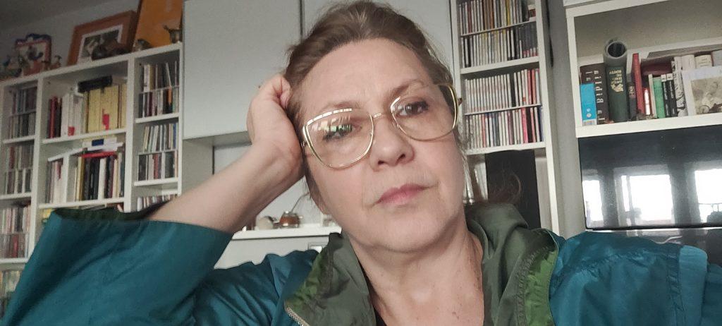 Agustina Sangüesa Alba, docente de CES Next
